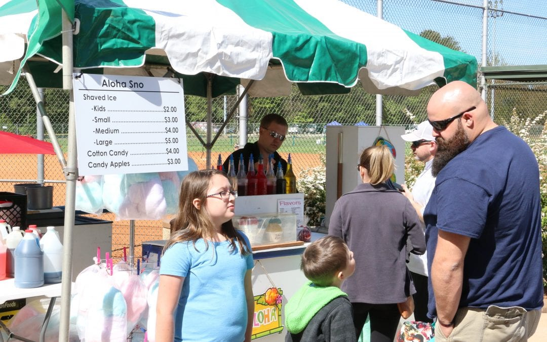Food Vendors Wanted for the Come-See-Me Festival